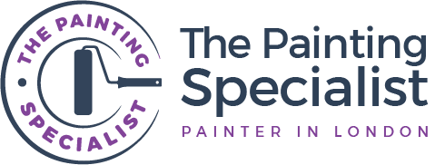 The Official Logo for The Painting Specialist